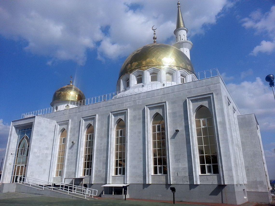 Мечеть в Актобе