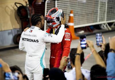 🎥 Lewis Hamilton console Charles Leclerc avec classe