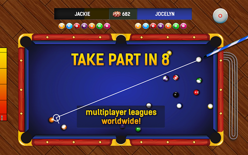Pool Clash: 8 Ball Billiards & Top Sports Games modavailable screenshots 14
