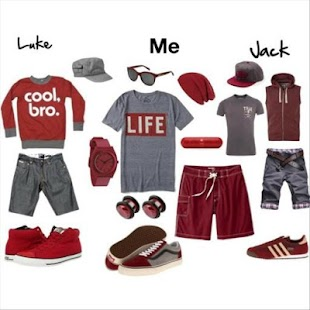 Swag Outfits For Boy - náhled