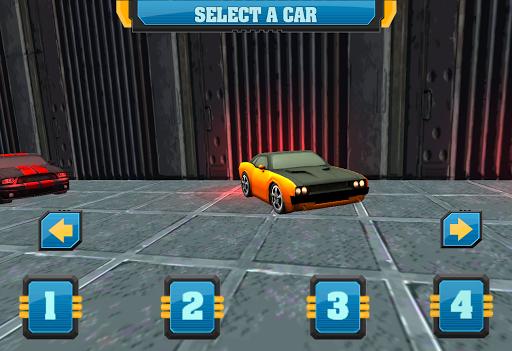 Car Escape Racing