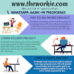 Scam free part time jobs online