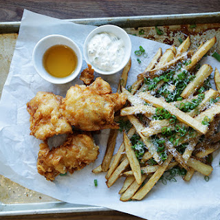 Homemade Fish and Chips