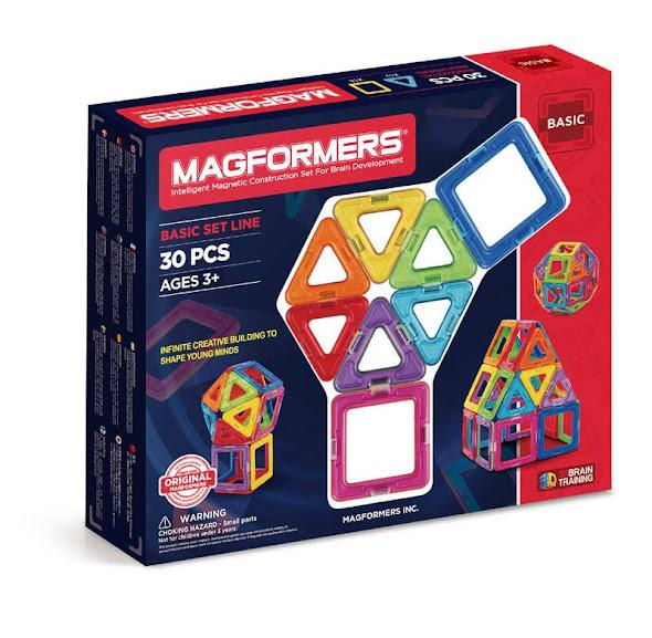 Contenido de Magformers® 30 Set