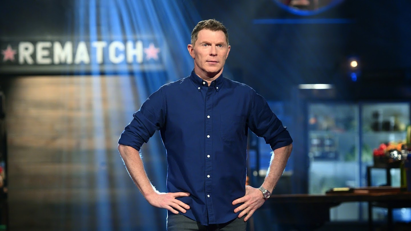 Watch Beat Bobby Flay live