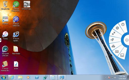 VMware Horizon Client 5.4.1 screenshots 12