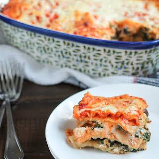 Chicken Vegetable Lasagna No Pasta Recipes.