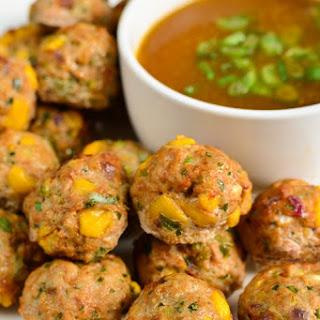 Mango Sauce Meatballs Recipes