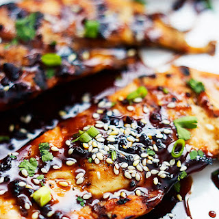 Sticky Asian Grilled Chicken