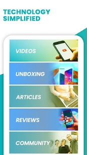 Mr. Phone – Search, Compare, Buy & Sell Mobiles Screenshot