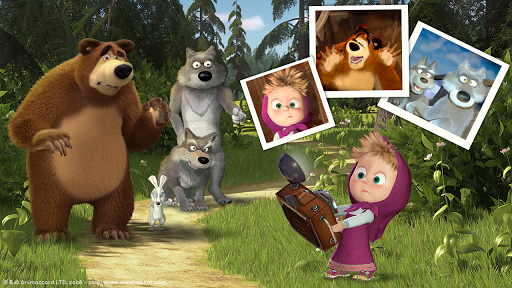 Free games: Masha and the Bear 1.4.2 screenshots 18