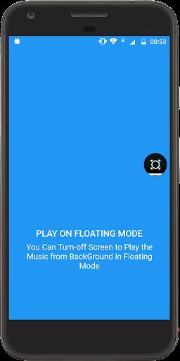 !¡Ads Free¡! Music YouTube - Float Screen-Off Mode 3.6 screenshots 4