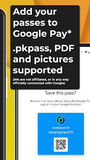 Pass2Pay screenshot 3