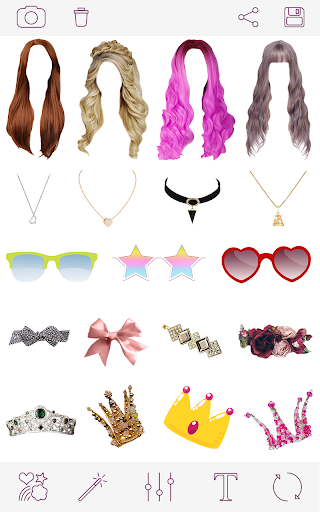 Girls Hairstyles Apk 1