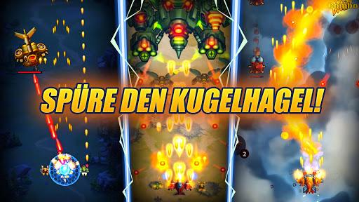 HAWK: Weltraum schießspiele. Flugzeug Schlachten screenshot 3
