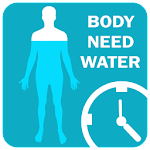 Body Need Water, Reminder Icon