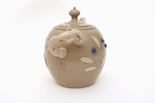 Peer Meanley Ceramic Teapot 18