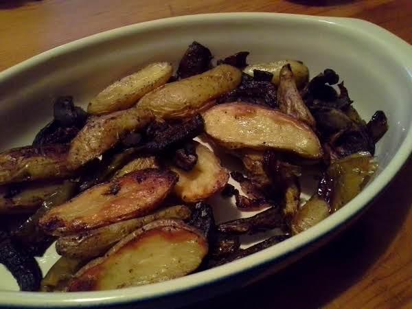 Chipotle Roasted Potatoes Recipe