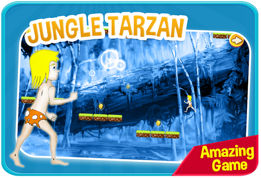 Game Jungle Tarzan Runner
