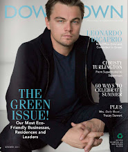 Photo: 2011 Summer, Downtown Magazine, cover