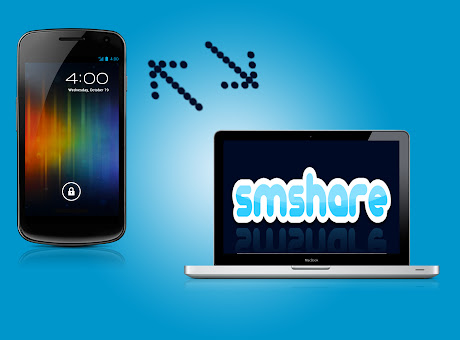 Smshare ★ SMS and Social Media Share [App]