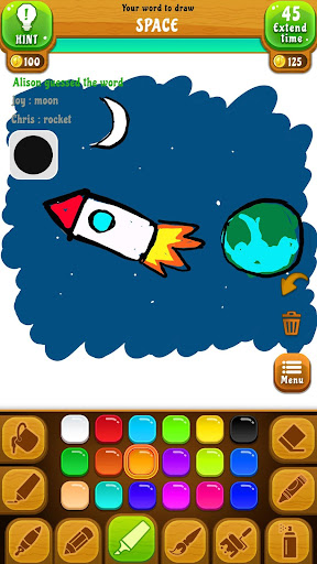 Draw N Guess Multiplayer 5.0.00 screenshots 9