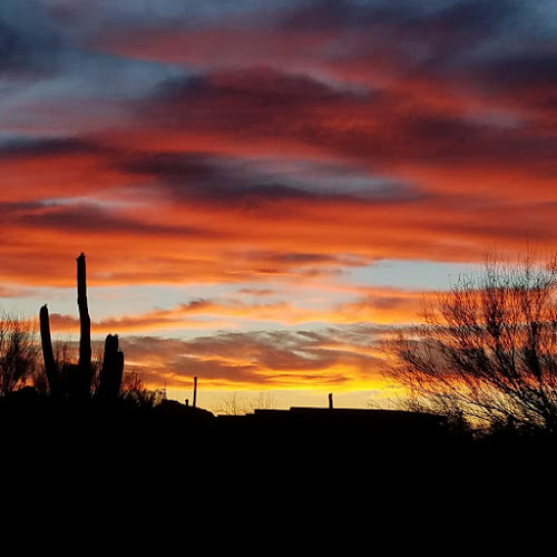 Glorious Tucson Sunset by Tom MostlyGerman - Landscapes Sunsets & Sunrises (  )