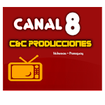 CANAL 8 C.V.S icon