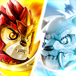 LEGO® Chima: Tribe Fighters Icon