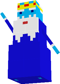 its ice king