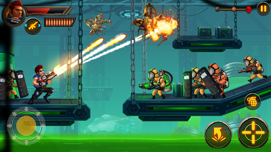 Metal Squad: Shooting Game- screenshot thumbnail