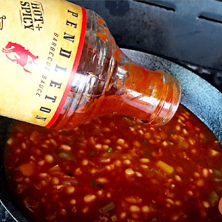 Pendleton Hot + Spicy Baked Beans