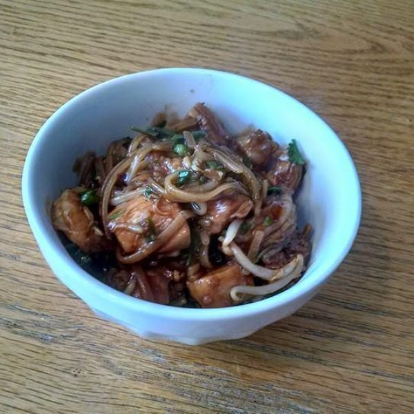 Shrimp And Chicken Pad Thai Recipe