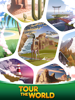 Screenshot of Flick Golf! Free