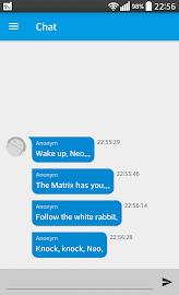 Wi-Fi Talkie FREE Screenshot 4