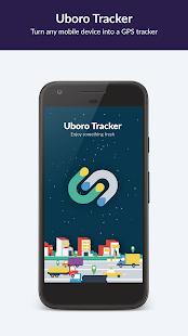 Uboro Tracker - náhled