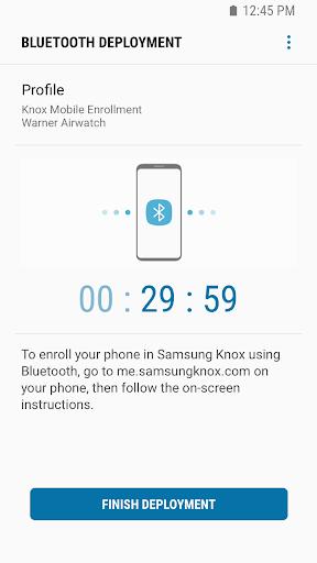 Samsung Knox Deployment  screenshots 4