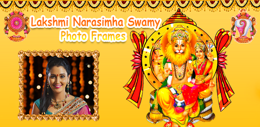 Lakshmi Narasimha Swamy Photo Frames Apps On Google Play