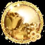 Gold Sparkles Launcher