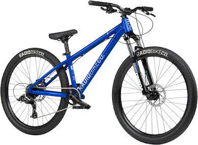 "Radio MY21 Fiend 26"" Dirt Jump Bike - 22.3"" TT, Candy Blue alternate image 1"