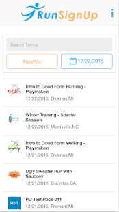 RunSignUp Results- screenshot thumbnail