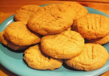 Low Carb Peanut Butter Cookies Recipe