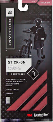 Brilliant Reflectives Stick-on Strips