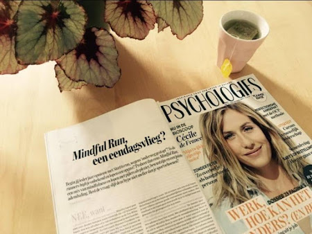 Mindful Run in Psychologies