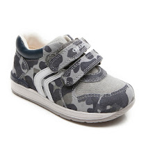 Geox Camouflage Trainer TODD VELCRO