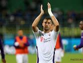 Kevin Mirallas kon met Fiorentina een 0-1 voorsprong niet vasthouden