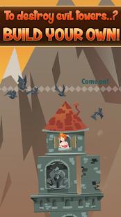 Crazy Tower 2- screenshot