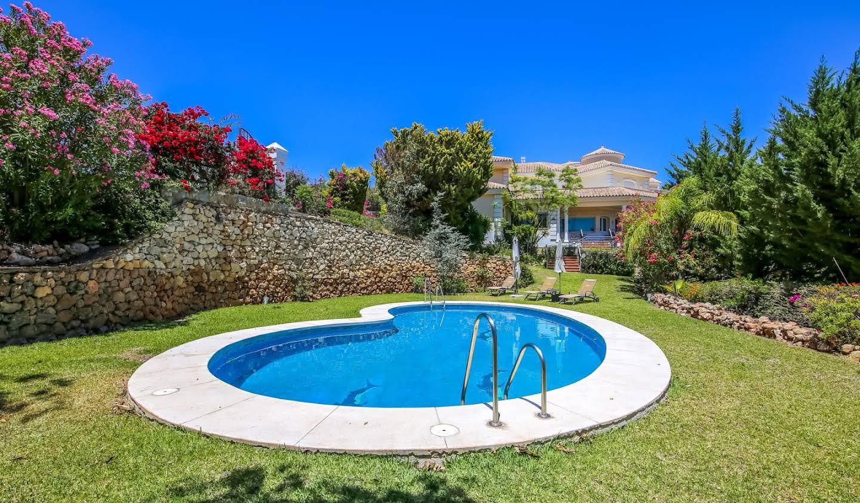 Villa avec piscine et terrasse Las Lagunas de Mijas