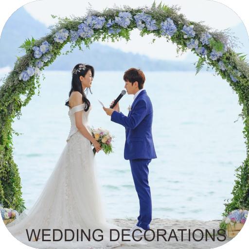 Ideias de decoração de casamento