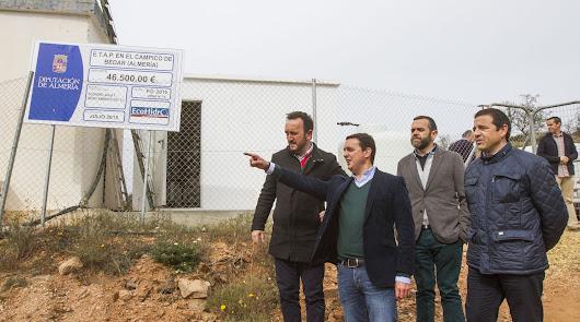 Inversión para la mejora de la red de agua de Galasa